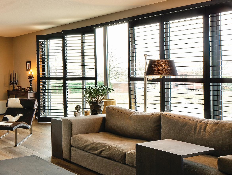 JASNO shutters penthouse work