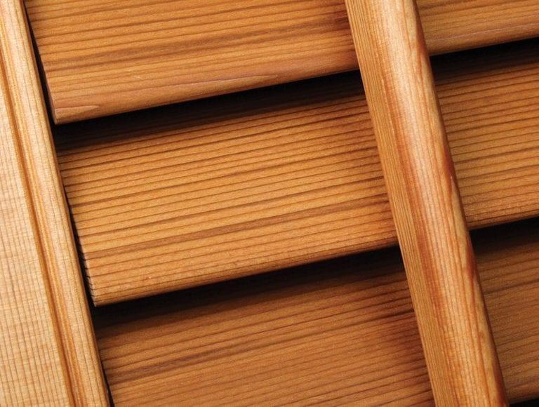 Fiji Shutter Wood