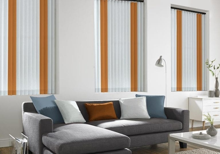 Sicily vertical blinds